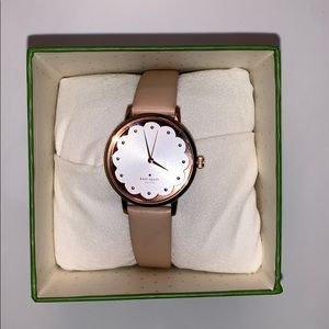 Kate spade rose gold watch
